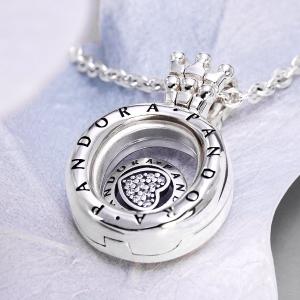 最高6.4折 2件额外8折即将截止:PANDORA Jewelry 清仓大促 海量款式