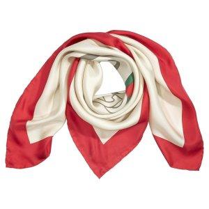 GucciLogo 丝巾