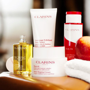 Dealmoon Exclusive: 15% Off+ Up to $160 value 6-pc gift on Gift Sets @ Clarins