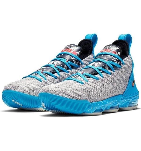LeBron XVI篮球鞋