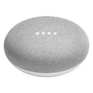 $29 (原价$49)Google Home Mini 智能音箱