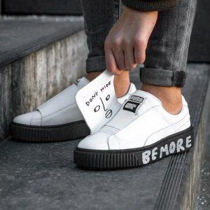 爆款人脸T恤$45补货:PUMA X Shantell Martin 最新联名鞋履,服饰发售