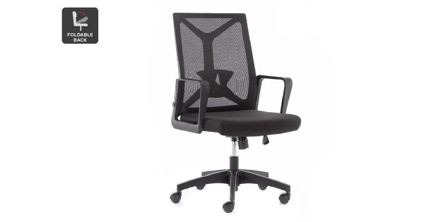 Galway Office Chair (Black) | Chairs |