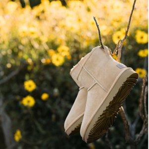 低至4折 豆豆鞋$60+UGG Australia 折扣区精选美鞋热卖