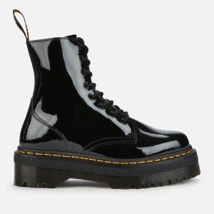 Dr. Martens仅剩3/8码Jadon厚底马丁靴