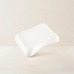 LIFEASE Natural Latex Shoulder Pillow - Relieves Shoulder Pain [Made In Thailand]