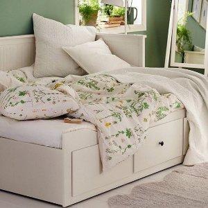 8.5折  $159起Ikea 全场床架、双层床、婴儿床等促销 简洁又时尚