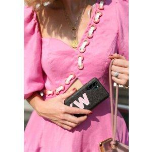 AJE设计感绝了!Coda Eyelet 粉色连衣裙