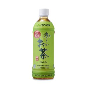 ITOEN原味绿茶 500ml 12瓶