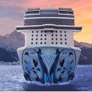 From $8497-Day Alaska Cruise on Norwegian Bliss