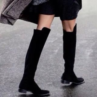 最经典5050美腿神器$399 码全DSW 秋冬时尚美靴热卖,SW Lowland $399、Ugg雪地靴$69