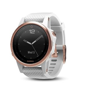 Garmin fēnix 5s, Premium and Rugged Smaller-Sized Multisport GPS Smartwatch
