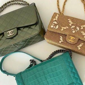"""2折起 +额外5折 挖""""宝藏""""!限今天:The Luxury Closet 高品质二手奢侈品平台 Dior、LV、Chanel好价收"""