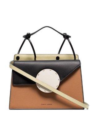Danse Lente black Phoebe leather cross body bag $458 - Buy SS19 Online - Fast Global Delivery, Price