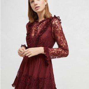 7折 收超美蕾丝裙French Connection US 全场美衣热卖