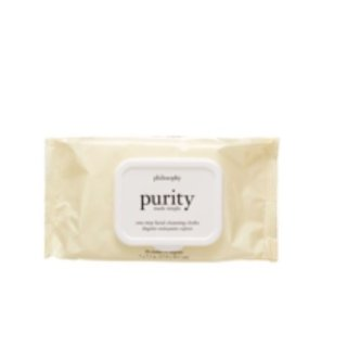 9.99Philosophy Purity Made Simple One-Step Facial Cleansing Cloths