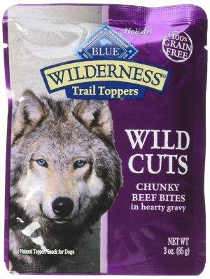 $1白菜价:Blue Buffalo 蓝馔牛肉味狗狗零食