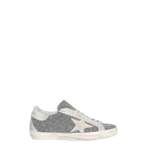 Golden Goose Deluxe Brand施华洛世奇水晶小脏鞋
