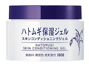 Naturie I-Mju Hatomugi Skin Conditioning Gel, 6 Ounce