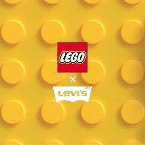 """收刘雯同款牛仔外套Levi's X Lego 联名款正式发售 想象""""粒""""上身 拒绝千篇一律"""