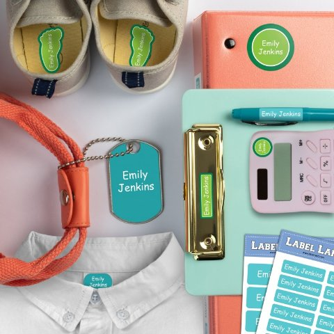 20% Off + Free ShippingDealmoon Exclusive: School Savings Pack @ Label Land