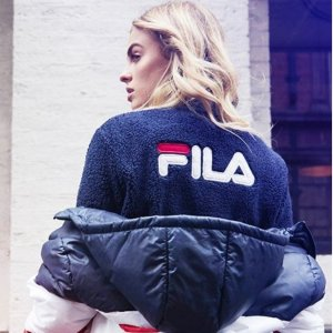 Last Day: Dealmoon exclusive 20% Sitewide On Sale @ Fila