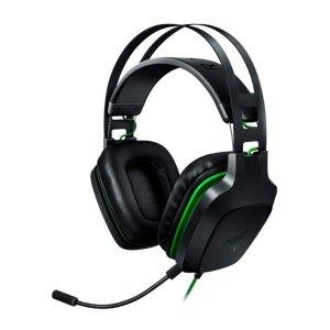$34.99 (原价$59.99)Razer Electra 雷霆齿鲸 V2 7.1声道游戏耳机