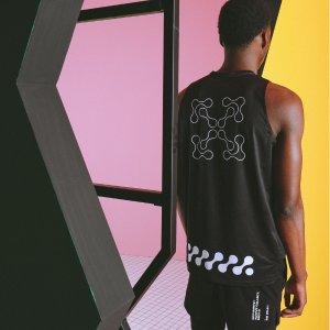 £110就收箭头Logo上衣Off-White 支线系列官网独家限量发售 价格更划算设计更潮!