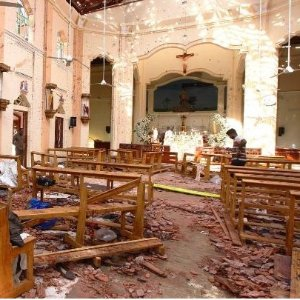 Emergency Travel Alarm Sri Lanka attacked by boom and caused nearly 300 dead