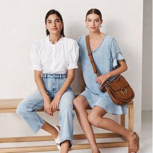 低至4.5折  $19.95收西装裤Seed官网 干净简约的宝藏美衣品牌