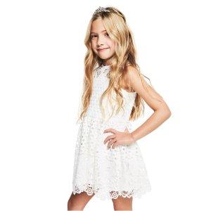低至6折+额外6.5-7.5折+包邮 巴宝莉Polo衫$53折扣升级:Neiman Marcus 儿童夏季新款进入促销区,北面冲锋衣$22起