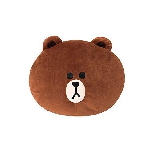 布朗熊 抱枕