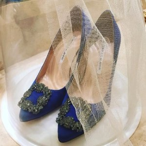 Up to $275 OffManolo Blahnik Shoes @ Saks Fifth Avenue