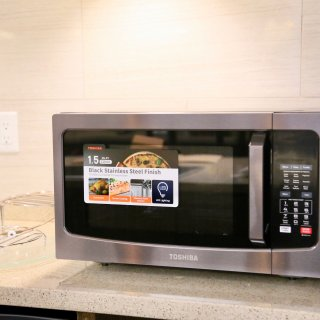 东芝全能小家电|微波炉, 烤箱, 空气炸锅一体机