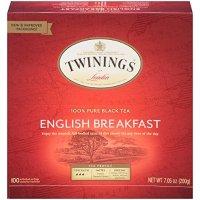 Twinings Tea 英式早茶茶包 100包装