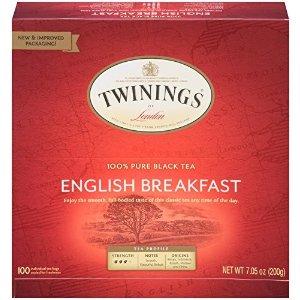 Tea 英式早茶茶包 100包装