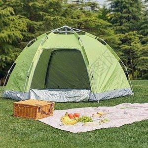 低至6折 €54收帐篷复活节踏青春游好物:露营帐篷、野餐垫、外带盒、包包全配齐