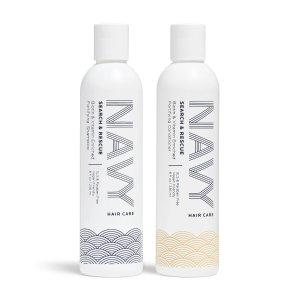 NAVY Hair Care洗发水、护发素套装