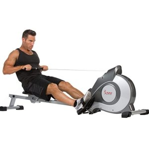 Amazon官网 Sunny Health & Fitness 家用健身划船机