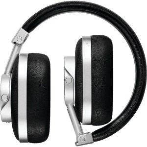 $249.98MASTER & DYNAMIC MW60 无线耳机 银黑