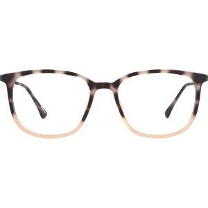 Brown Square Glasses #7813125 | Zenni Optical Eyeglasses