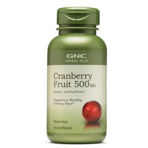 GNCCranberry Fruit 500MG