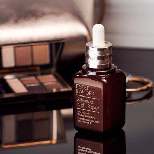 无门槛8折 £36收新款蓝光眼霜Estée Lauder热卖 限量好运红色小棕瓶也参加!