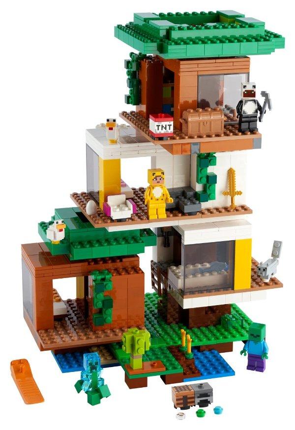 摩登树屋 21174   Minecraft™