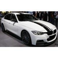 BMW 8吋单条拉力拉花 多色可选