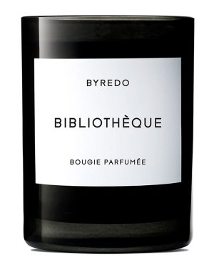 Byredo Bibliotheque Bougie Parfumee Scented Candle, 240g