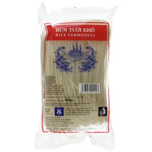 一包400g仅€1.64Toan Nam 越南米粉 3分钟快煮 完美替代国内米线 快来嗦粉!