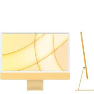 Apple7色可选iMac 512GB 8核GPU