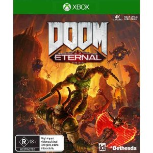 Doom Eternal XBOX版