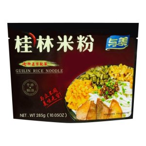 YUMEI Guilin Rice Noodle (Vegetable) 285g